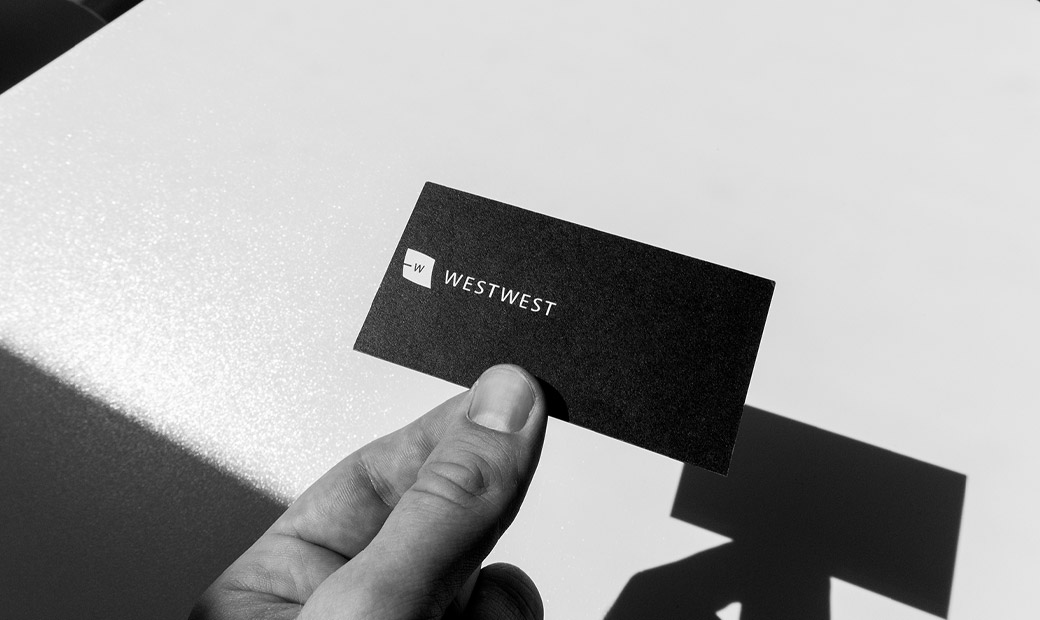 WESTWEST Corporate Design